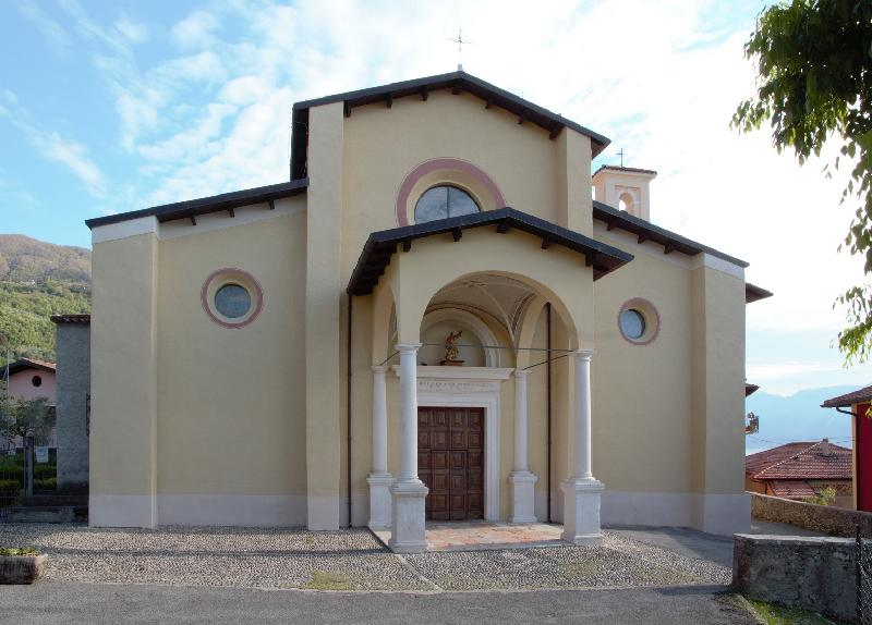 La chiesa di San Pier d'Agrino