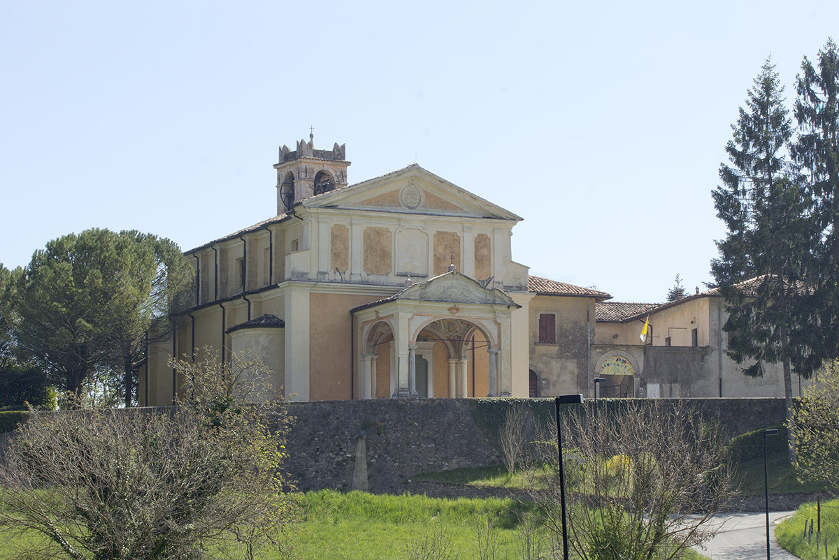 The Church of the Assumption of Saint Mary in Navazzo