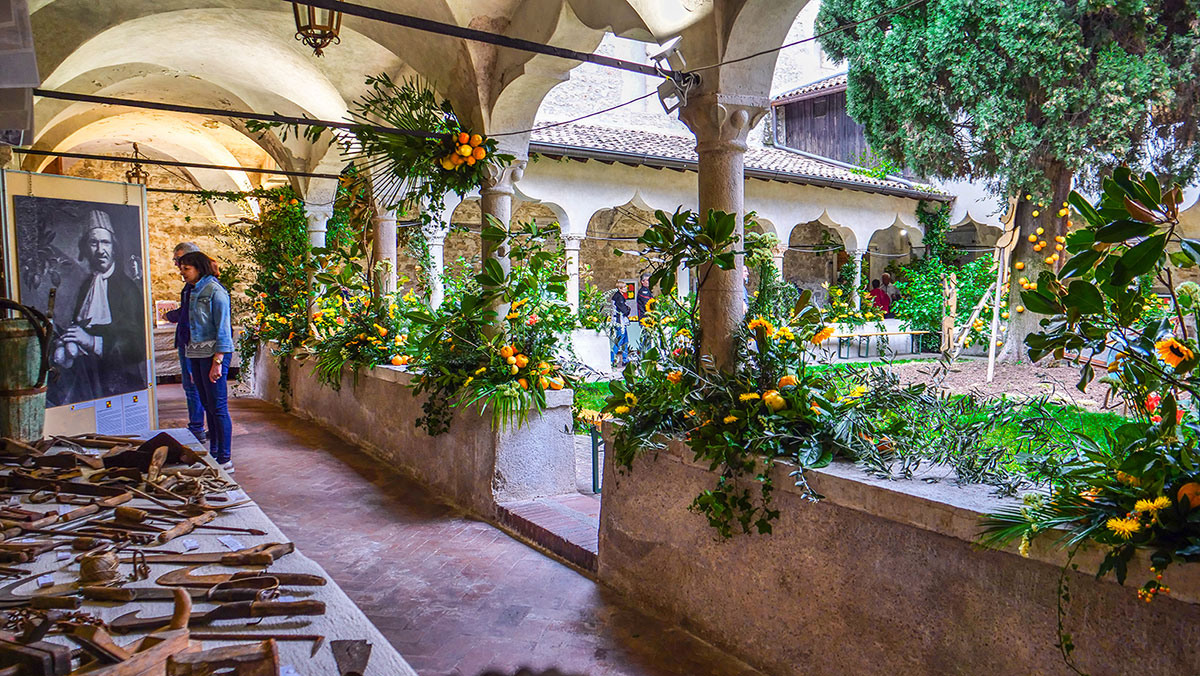The Citrus Garden Event