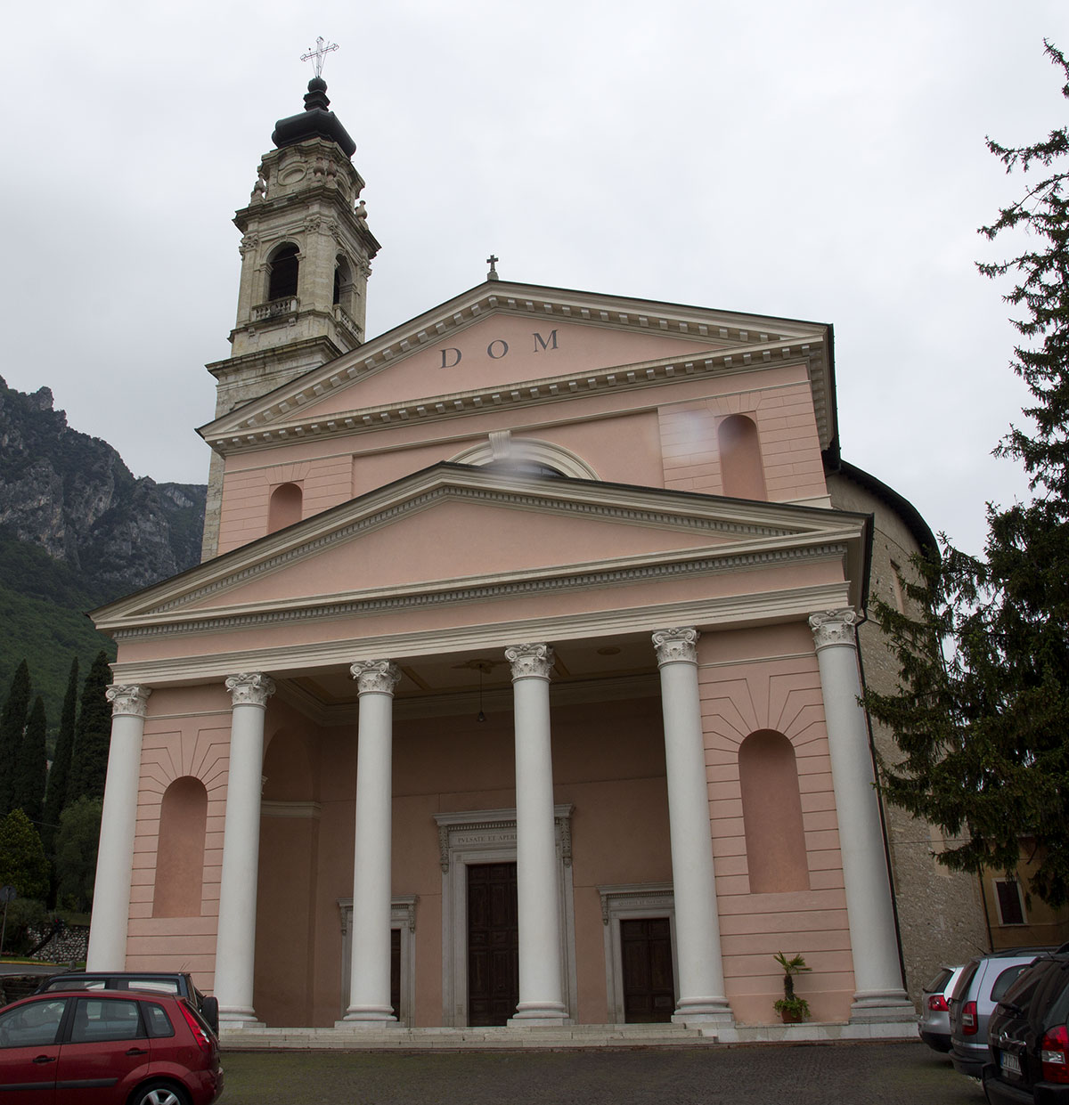 The Parish Church of Saint Martin in Gargnano