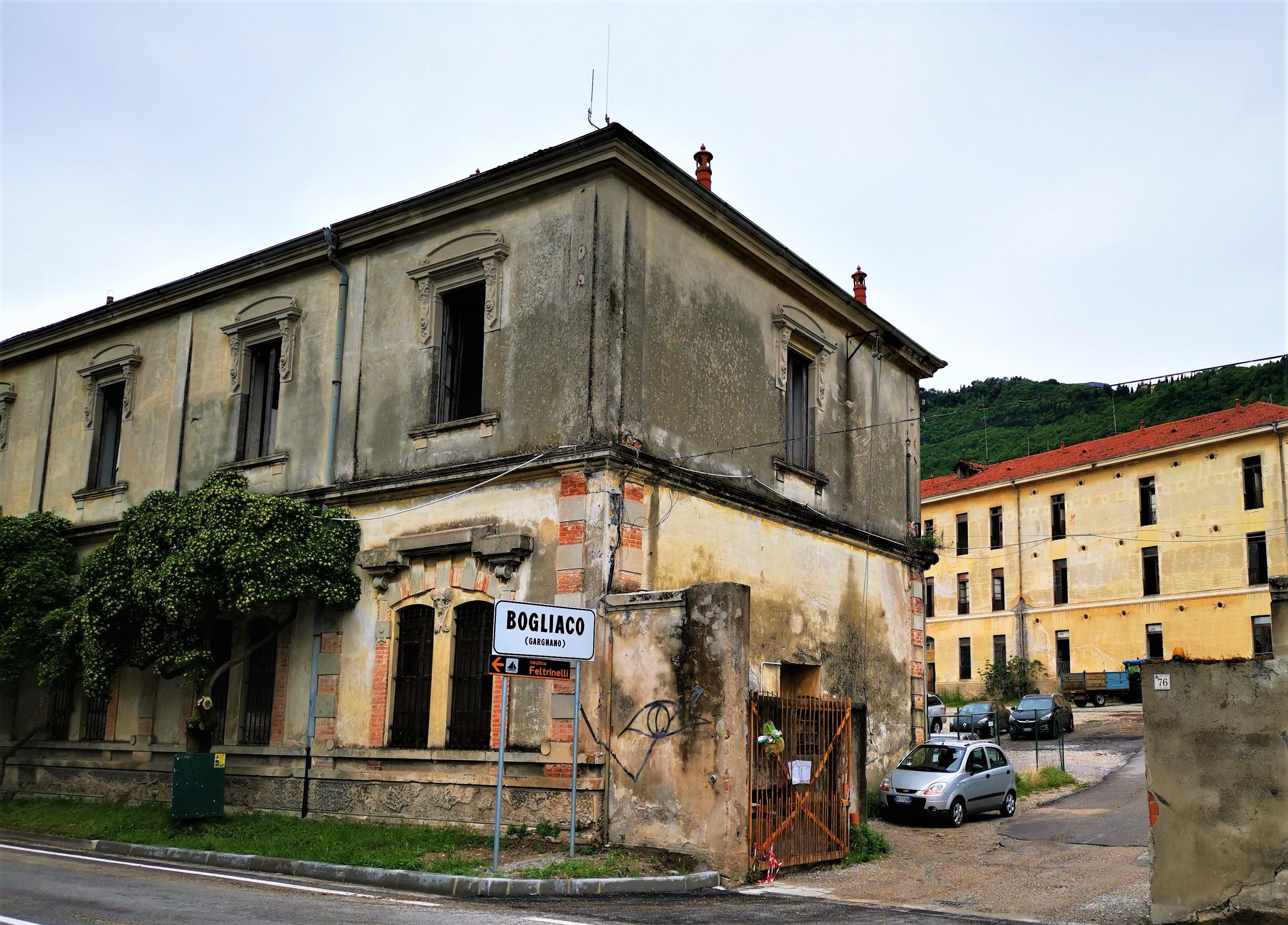 The Former Magnolini Barracks